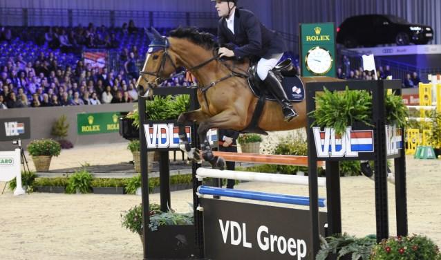 Indoor Brabant - The Dutch Masters biedt topsport bij het springen en dressuur. Foto: Henk van Esch