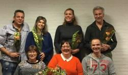Onlangs volgden zeven vrijwilligers de training NAH Ervaringskracht. Links Paul van Gellecom.