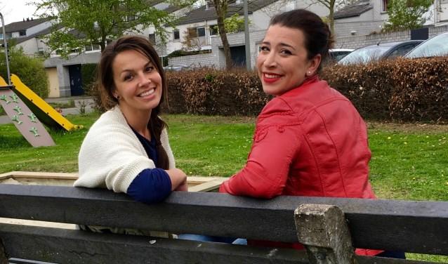 """Petra Kagchelland en Sophie Fleur Verbiesen: """"Wij geloven helemaal in deze voorstelling!"""""""