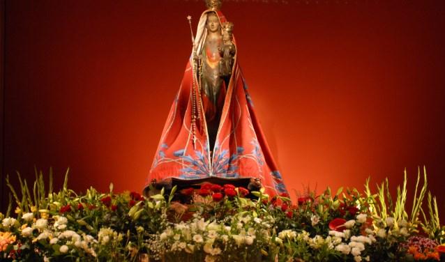 De Zoete Moeder is op Paaszaterdag terug in de kapel. Foto: Henk van Esch