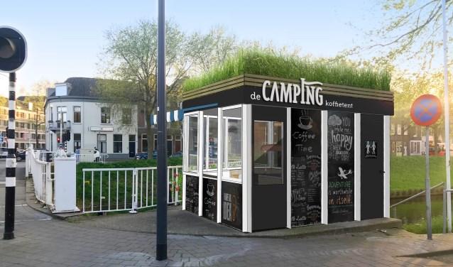 Wie wordt er campingbaas van het Koffietentje?