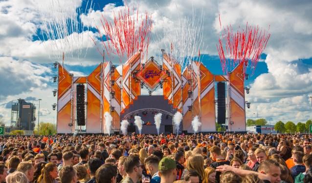 Een impressie van het Kingsday Festival 2017