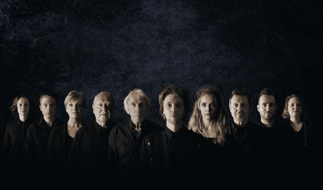 De cast van Hamlet