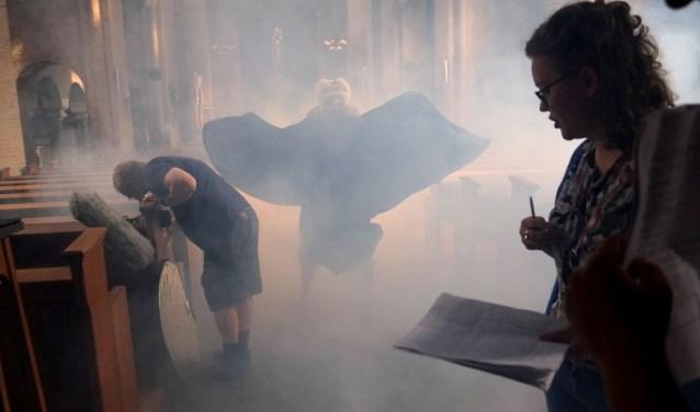 Nieuwe Filmers biedt jong talent de ruimte om zich te ontwikkelen. Foto: Marcus Peters