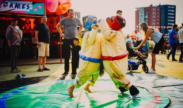 Genieten voor jong en oud tijdens Festival JOY. Foto: Peter Lodder Fotografie.