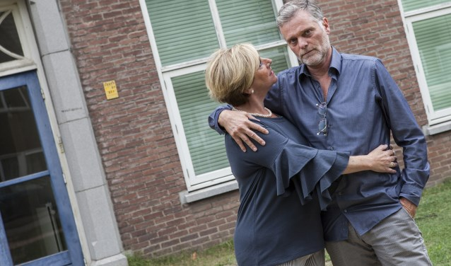 Jacqueline Blom en Carlo van de Water zijn beiden te bewonderen in 'Versus'. Foto: Michel van de Langenberg