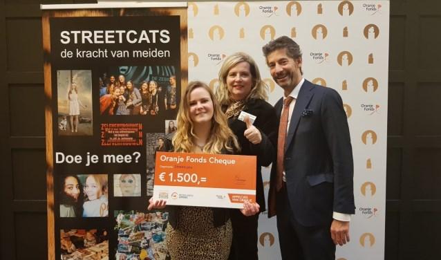 Mila Bucx en Margriet Windt van Streetcats genomineerd voorAppeltjes van Oranje 2019