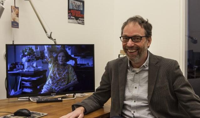 """Frank van Osch: """"Het is steeds opnieuw een uitdaging om iets te creëren wat er nog niet is"""". Foto: Michel van de Langenberg"""