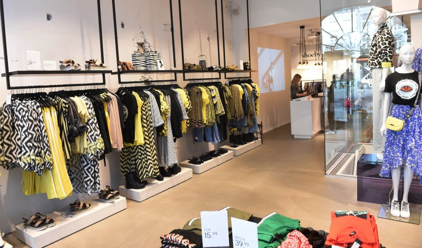 De nieuwe winkel op de Markt ziet er perfect gestyled uit. Foto: Henk van Esch