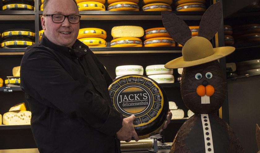 Dit weekend opent Jack's Delicatessenhuis. Foto: Michel van de Langenberg