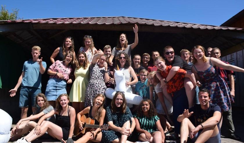 De Bossche jongeren van studentenvereniging Ichtus