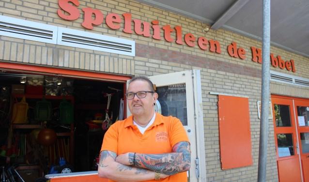 Laurenzo van Limburg is groot fan van de Muntel