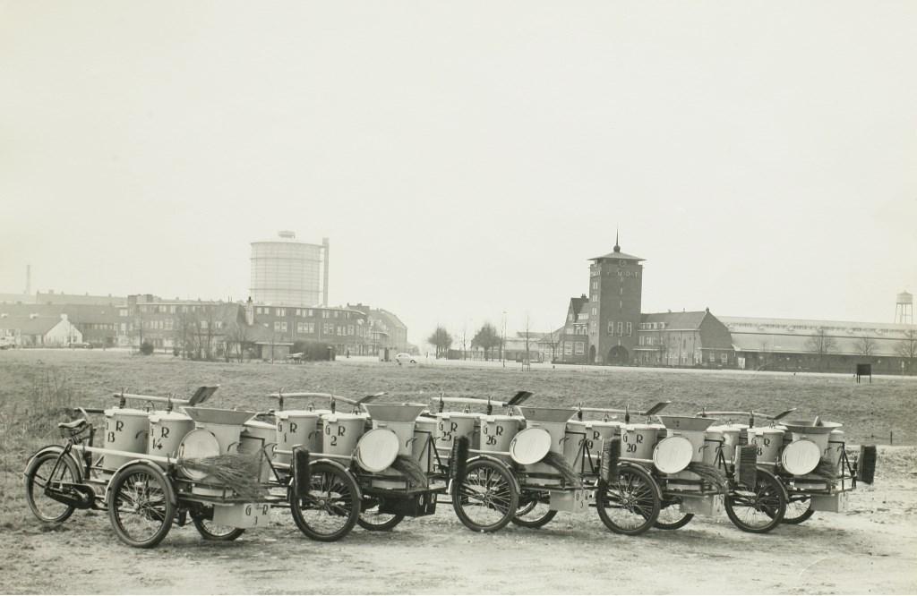 De Afvalstoffendienst heeft een rijke historie  © bosscheomroep.nl