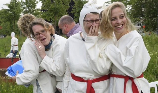 De Ongenode Gasten spelen een belangrijke rol in deze editie van Bosch Parade… Foto: Ben Nienhuis
