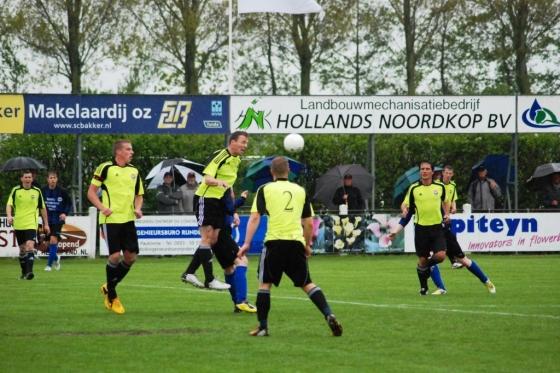 Actie van Pim de Lugt.  © Mediabureau Langeveld & De Rooy