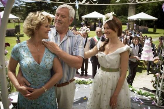 toscaanse bruiloft in cinema