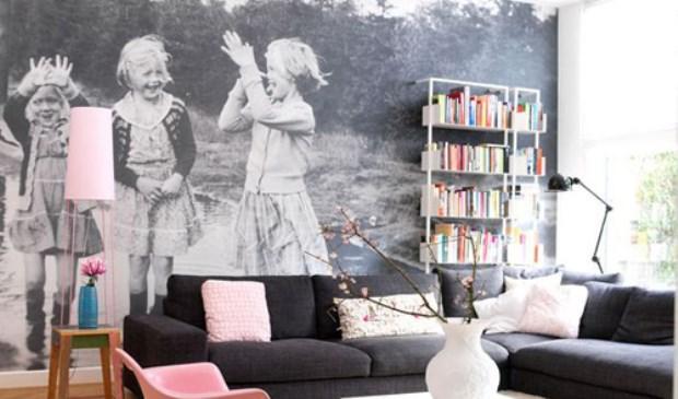 Adv.] Een nieuw interieur met fotobehang van Bremer Schilders