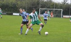 In oktober werd het in Den Hoorn 2-1 voor ZDH (Foto: Willem Sangers).