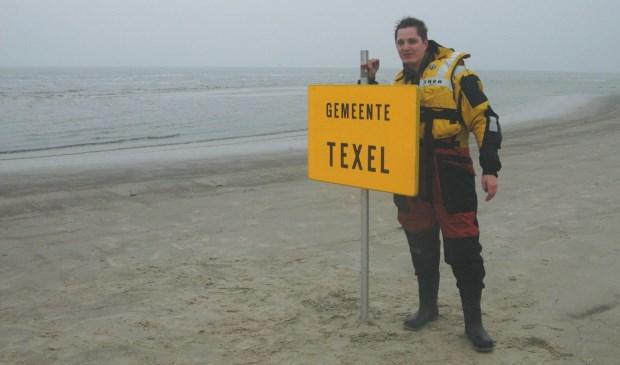 De 'bezetting' van Vlieland was één van mijn eerste klussen (foto: Pieter de Vries).