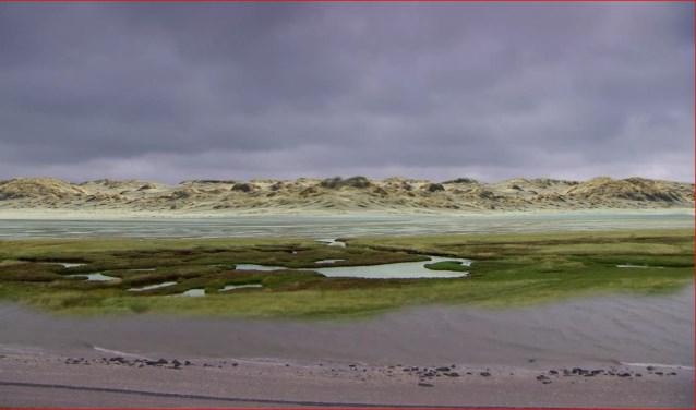 Zo zou het uitzicht er in de toekomst vanaf de dijk van de PH-polder uit kunnen zien.