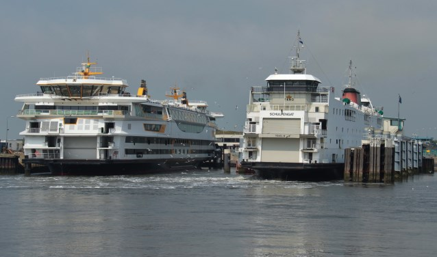 TESO blijft vooralsnog varen met de Schulpengat. (Foto Romar Keijser)