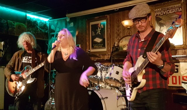 De Wildman Bluesband uit Boxtel.