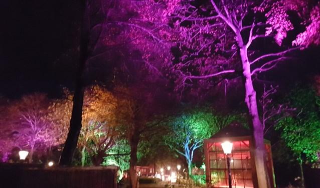 Verlichting, naast de muziek één van de hoogtepunten van Struûn.