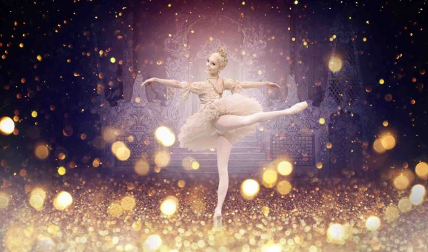 Het ballet The Nutcracker is 5 december te zien