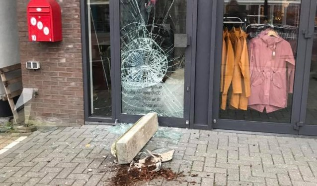 In september werden fietsen ontvreemd uit Bets Fietsen in Oudeschild.