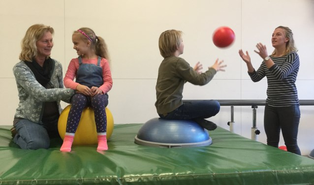 Gerda van Vliet en Laura Boon zijn de kinderspecialisten van Therapie Wolf.