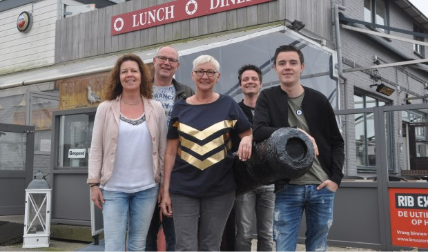 De familie Vermeulen heeft de Kombuis van Ingrid Hennink overgenomen.