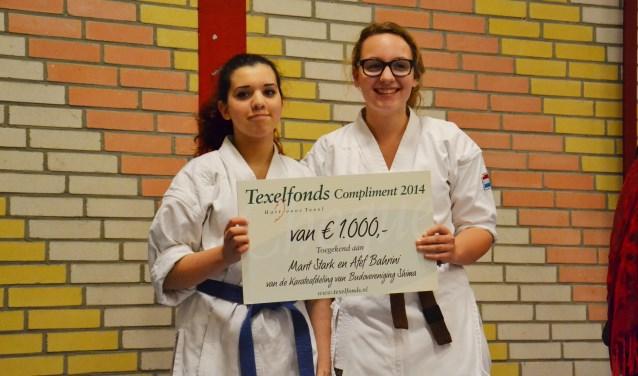 Voorbeeld uit het verleden van een initiatief dat een bijdrage ontving van het Texelfonds.