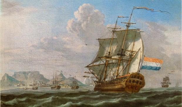 VOC-schip.