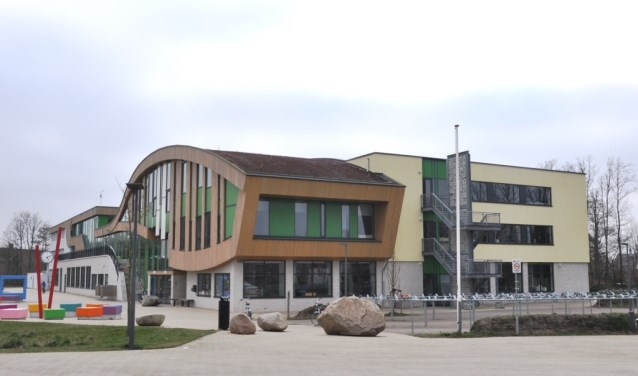 OSG in Den Burg: zelfstandige school onder bestuur van Scholen aan Zee.