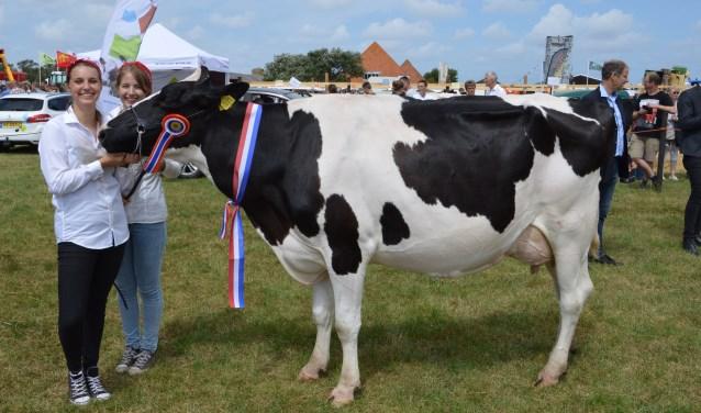 Texel Beauty Amber 2 van fa.Boogaard uit Oosterend werd tot kampioen uitgeroepen.