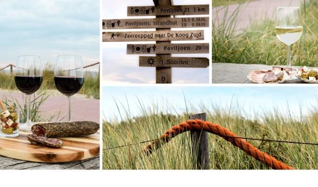 Foto's Wijn aan Zee.