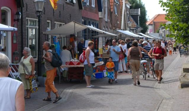 Zomermarkt in Den Hoorn