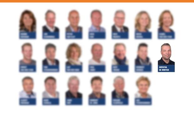 Uitgelicht Grischa de Winter Kandidaat voor VVD Texel op plaats 14
