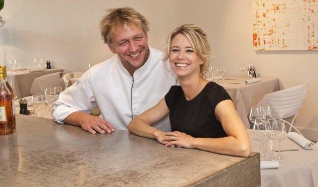 Jef Schuur en Nadine Mögling. (Foto Bij Jef)