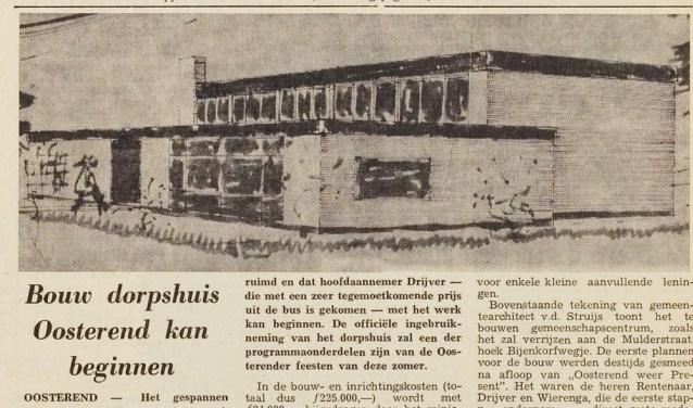 Uit de Texelse Courant van 50 jaar geleden.