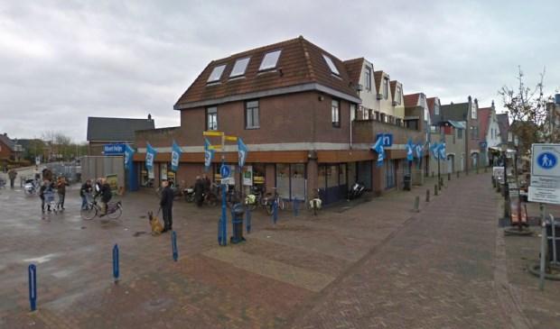 Albert Heijn aan de Waalderstraat.