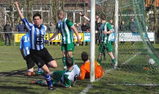 Mike de Bruijn was in 2016 de gevierde man bij het laatste treffen tussen ZDH en Oosterend in competitieverband. Het werd toen een 1-4 overwinning voor ZDH.