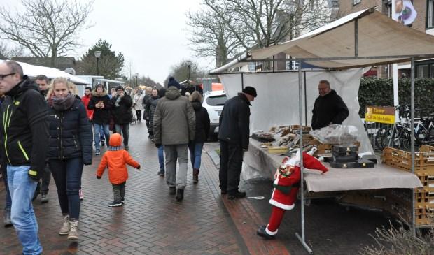De Durper wintermarkt.