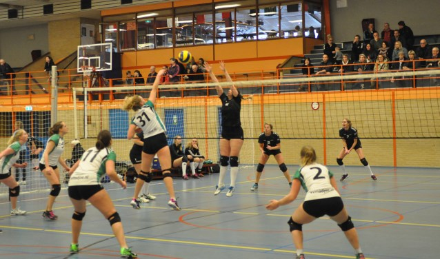 Volleybal.