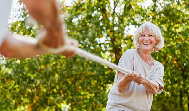 Een goede gezondheid en zo lang mogelijk fit blijven. Omring biedt de helpende hand.