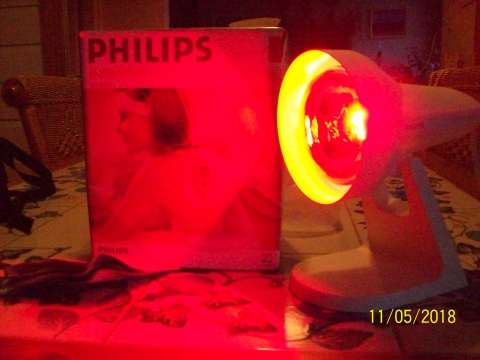 Rood Licht Lamp : Rode warmte lamp te koop marktplein