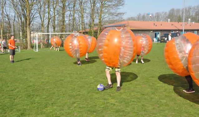 De Buurtsportcoaches organiseren het hele jaar door activiteiten.