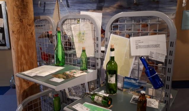De nieuwe expositie is tot eind oktober te zien.