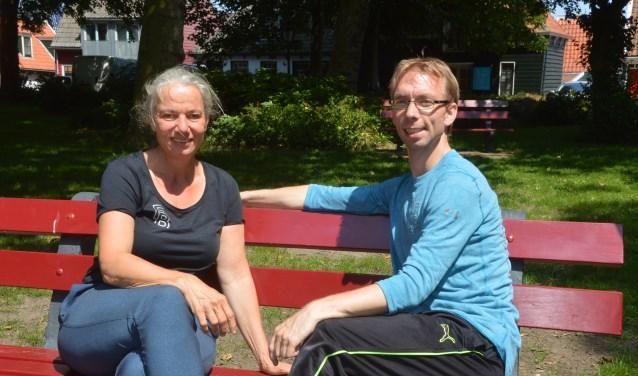 Marleen Hohmann en Robert Bakker van FysioBurgwal over dry needling en running therapie.