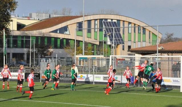 Texel'94 speelt vanmiddag in Den Burg de eerste wedstrijd van de nacompetitie.